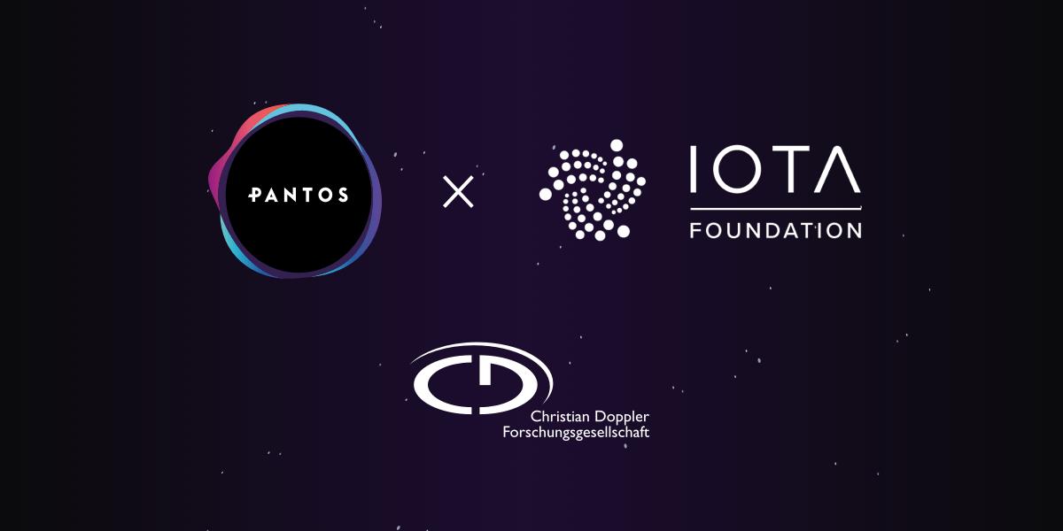 IOTA s'associe avec Pantos pour un laboratoire de recherche blockchain européen