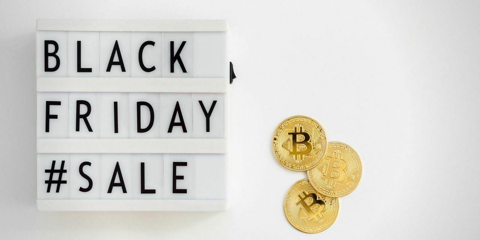 Bitcoin Black Friday 2020 - Les offres à ne pas manquer