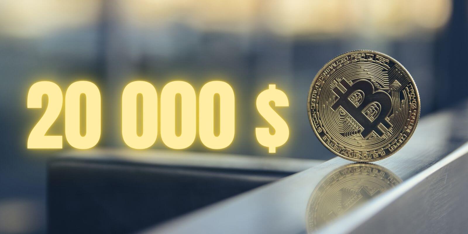 Le Bitcoin (BTC) atteindra 20 000 $ dans les prochains mois, selon Kraken