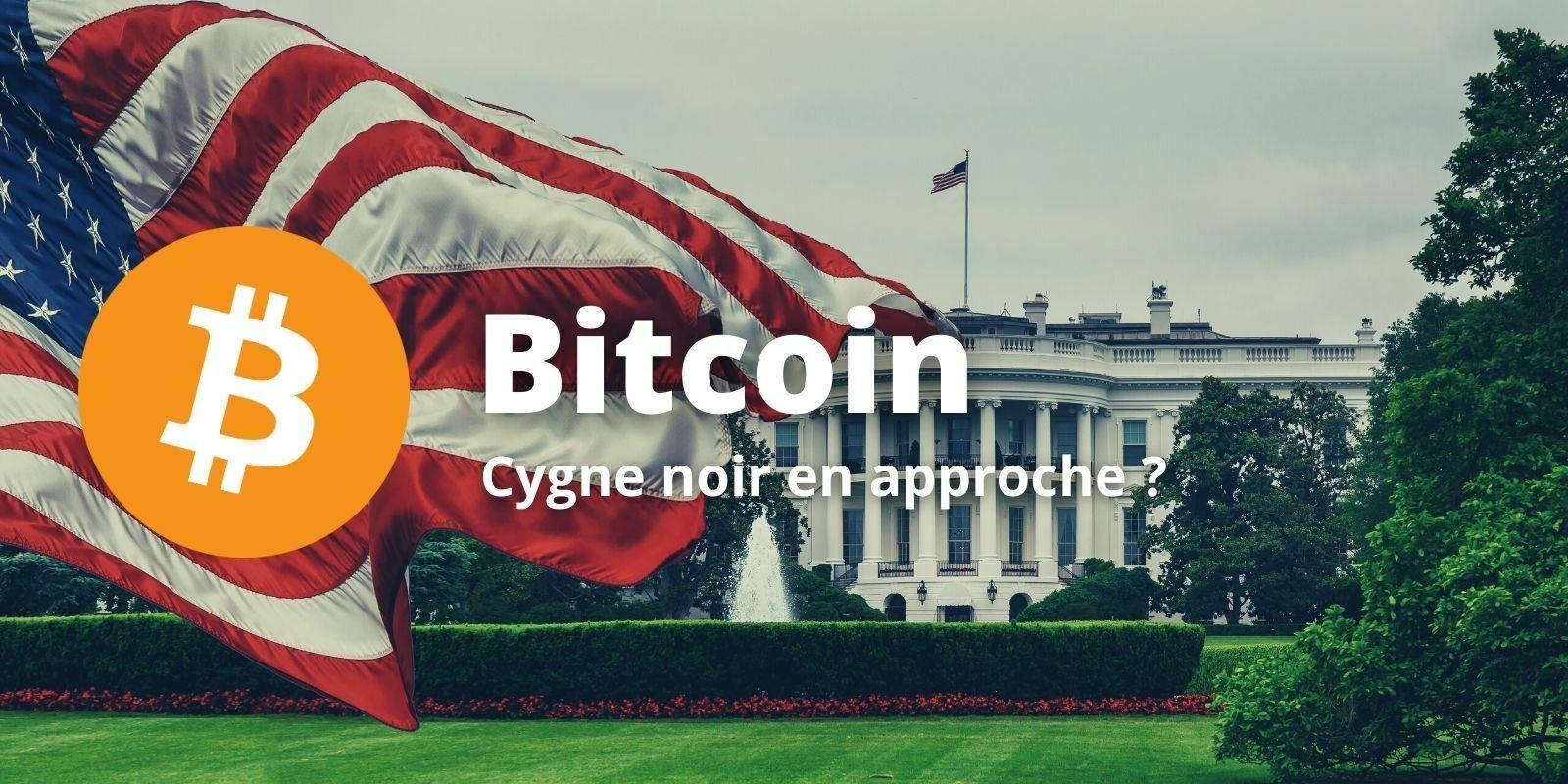 Bitcoin (BTC) - Après un mois d'octobre prometteur, l'élection présidentielle des États-Unis, seul cygne noir potentiel ?