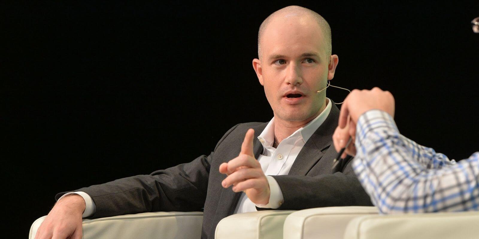 Brian Armstrong (Coinbase) alerte sur de nouvelles régulations aux États-Unis