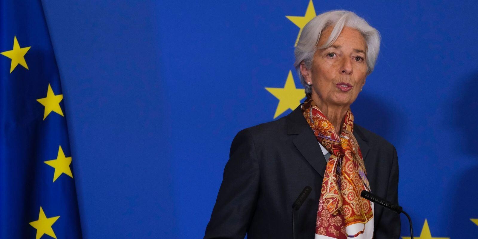 Christine Lagarde: la BCE décidera de l'euro numérique en janvier
