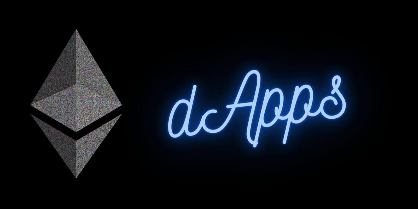 Ethereum: un million d'utilisateurs actifs pour les 10 plus grandes dApps