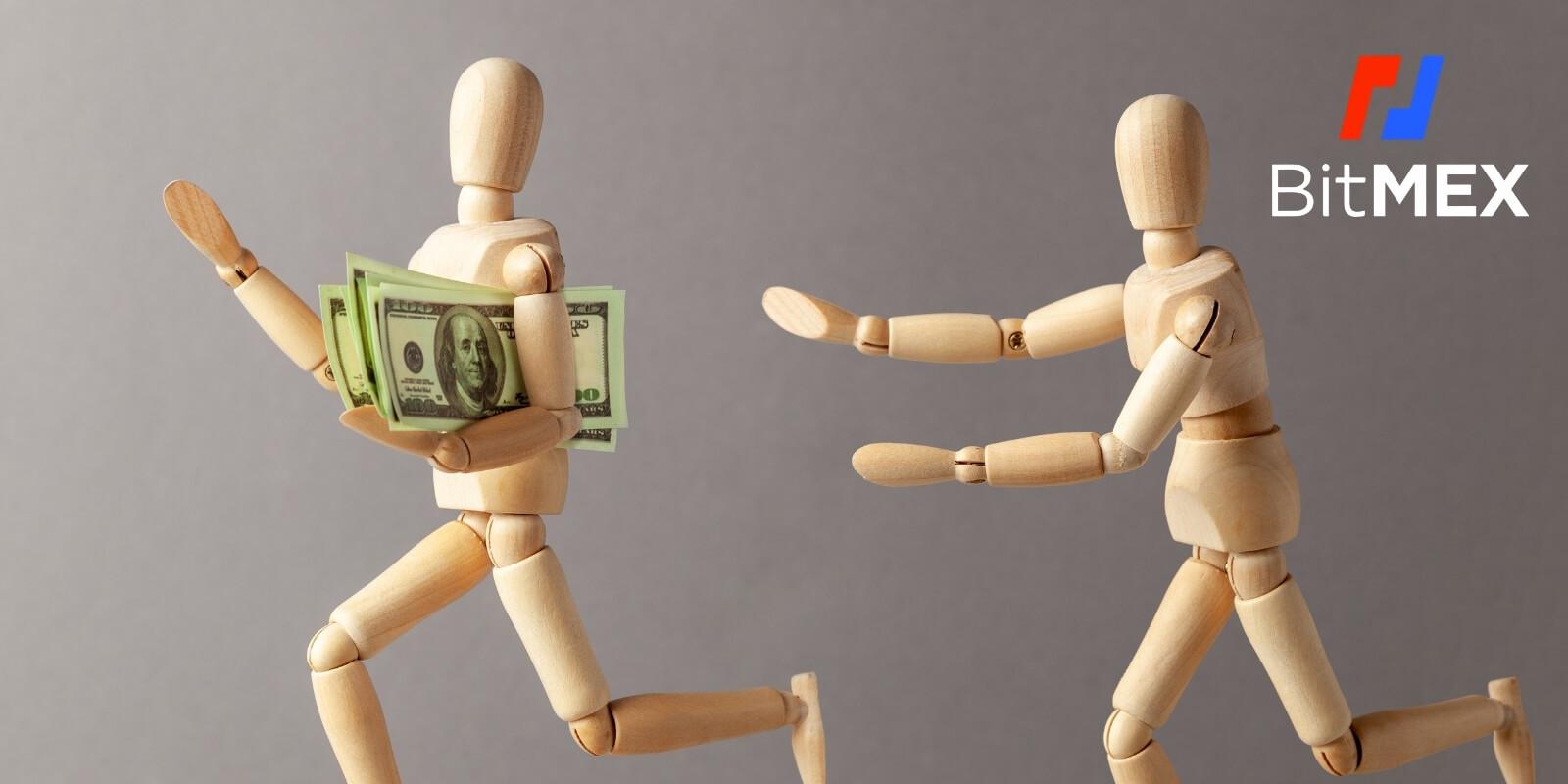 Les dirigeants de BitMEX auraient « pillé » 440M$ de la plateforme pour éviter leur saisie