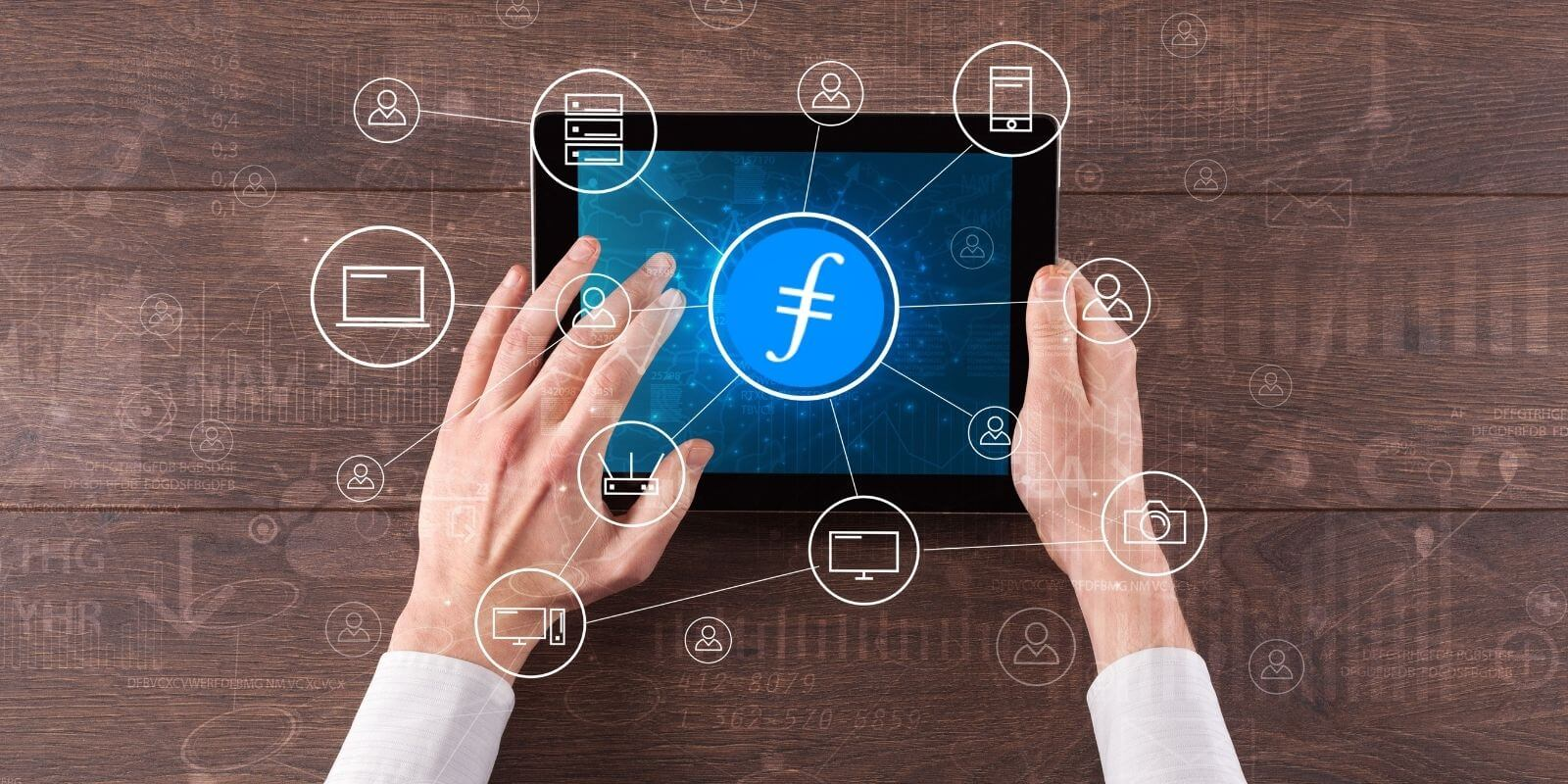 Filecoin: record d'espace de stockage et un token qui se transforme pour la DeFi