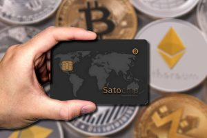 Présentation du hardware wallet Satochip