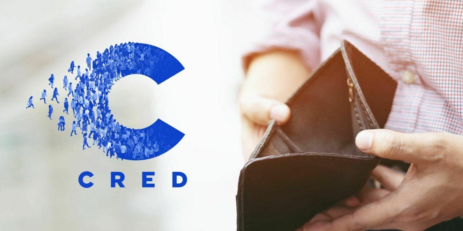La plateforme de prêt de cryptomonnaies Cred fait faillite - Les fonds des utilisateurs en danger ?