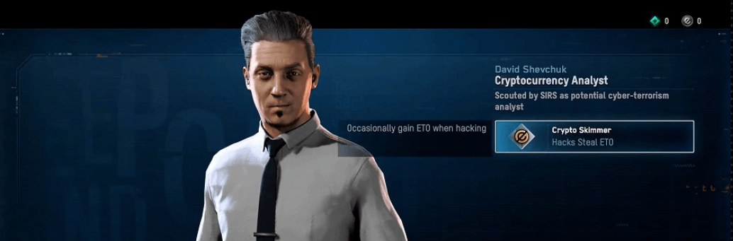 Watch Dogs Analyste Crypto