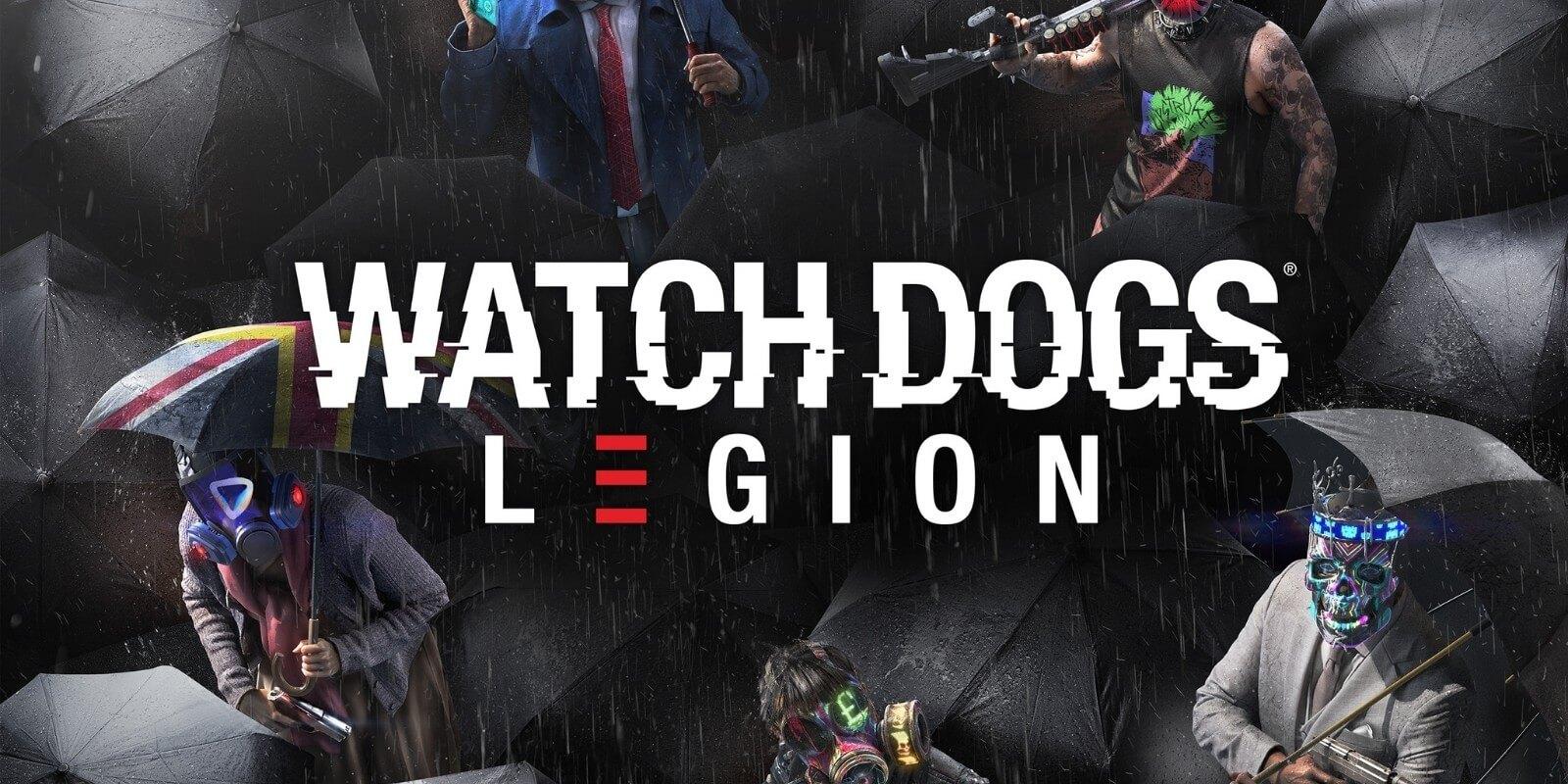 Watch Dogs Legion - Un Londres où la cryptomonnaie a remplacé la livre sterling