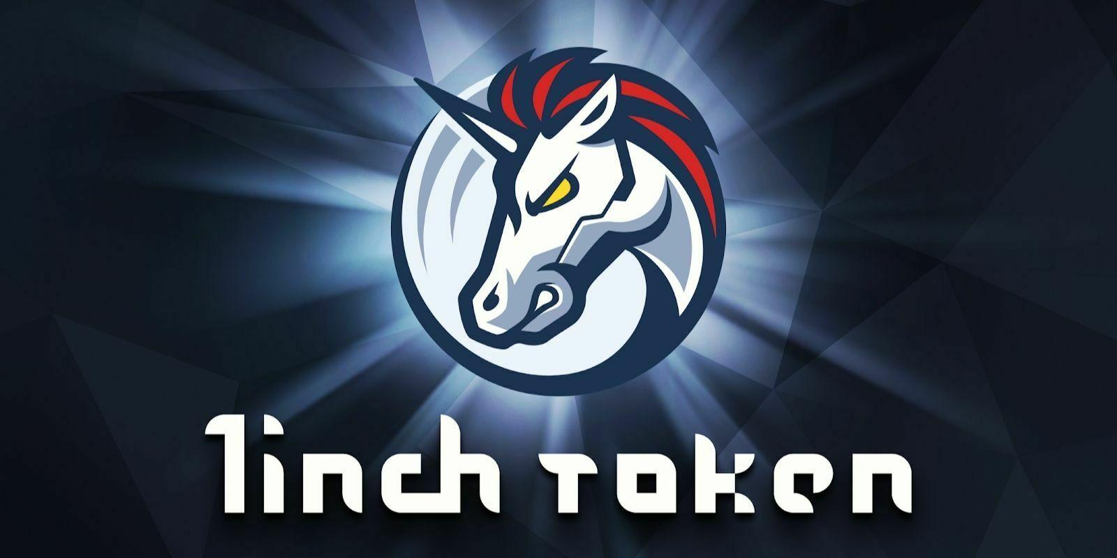 La plateforme 1inch lance son token et distribue l'équivalent de 1 500 $ à certains utilisateurs