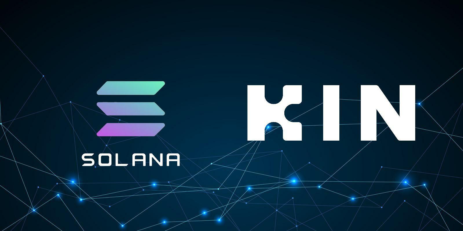 Kin délaisse Ethereum et Stellar et migre sur Solana – Le cours du SOL décolle