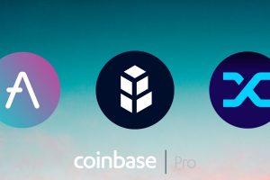 Les tokens AAVE, Bancor (BNT) et Synthetix (SNX) débarquent sur Coinbase Pro