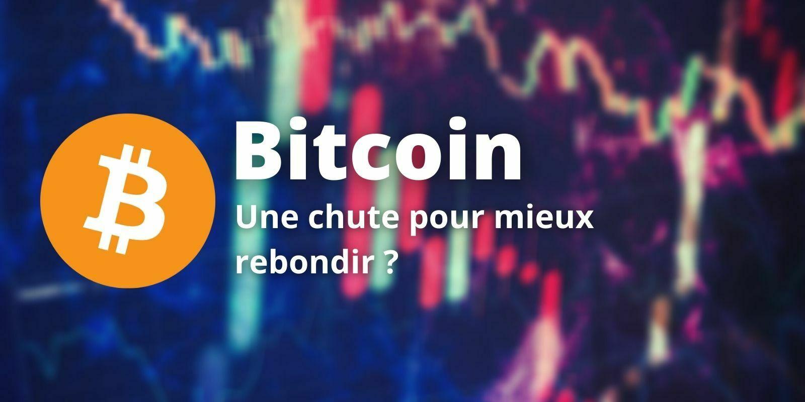 Le Bitcoin (BTC) corrige après une semaine de forte hausse