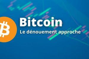 Bitcoin (BTC) - Le moment de vérité est imminent