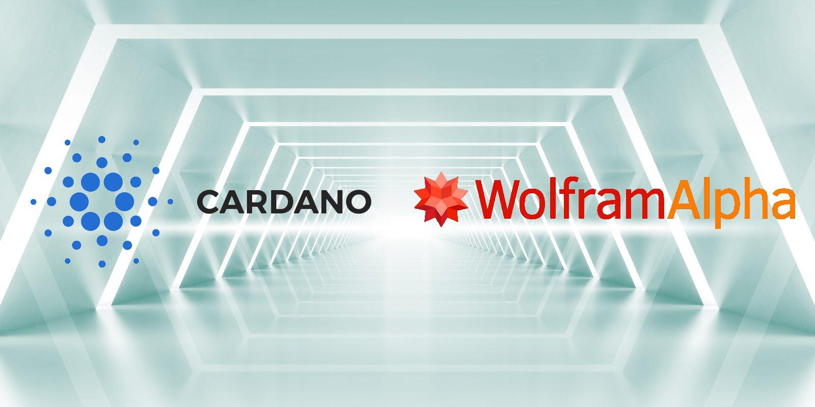 Cardano s'associe à Wolfram Alpha pour créer des oracles
