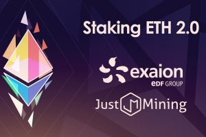 Comment faire du staking d'Ethereum 2.0 (ETH) 100 % français ?
