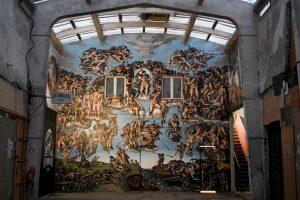 Le crypto-artiste Pascal Boyart dévoile une œuvre monumentale après 5 mois de travail