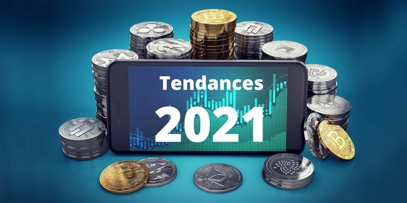 Cryptomonnaies: 5 tendances à surveiller en 2021