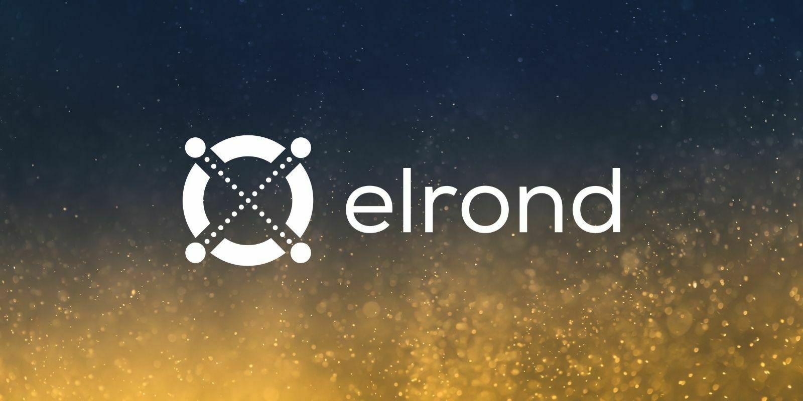 L'eGold (EGLD) du projet Elrond débarque sur la plateforme eToroX