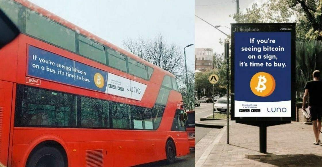 Luno Bitcoin Londres