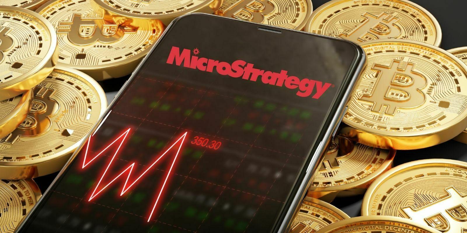 MicroStrategy ne s'arrête plus avec un nouvel achat de 650M$ de Bitcoin (BTC)