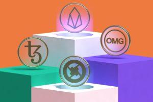 Revolut ajoute 4 cryptomonnaies supplémentaires à son application
