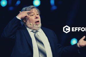Steve Wozniak crée une entreprise blockchain accompagnée de son token, le WOZX