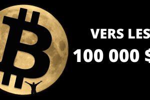 Le Bitcoin (BTC) pourrait dépasser 100 000 dollars au cours de l'année 2021, selon la PDG de Binance US