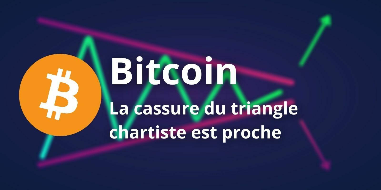 Bitcoin (BTC) - Un range de continuation haussière trop évident ?