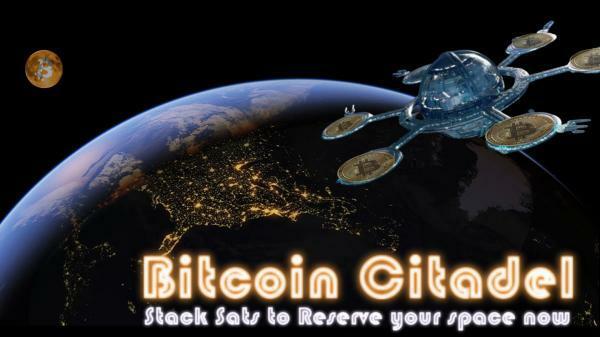 Citadelle Bitcoin Espace
