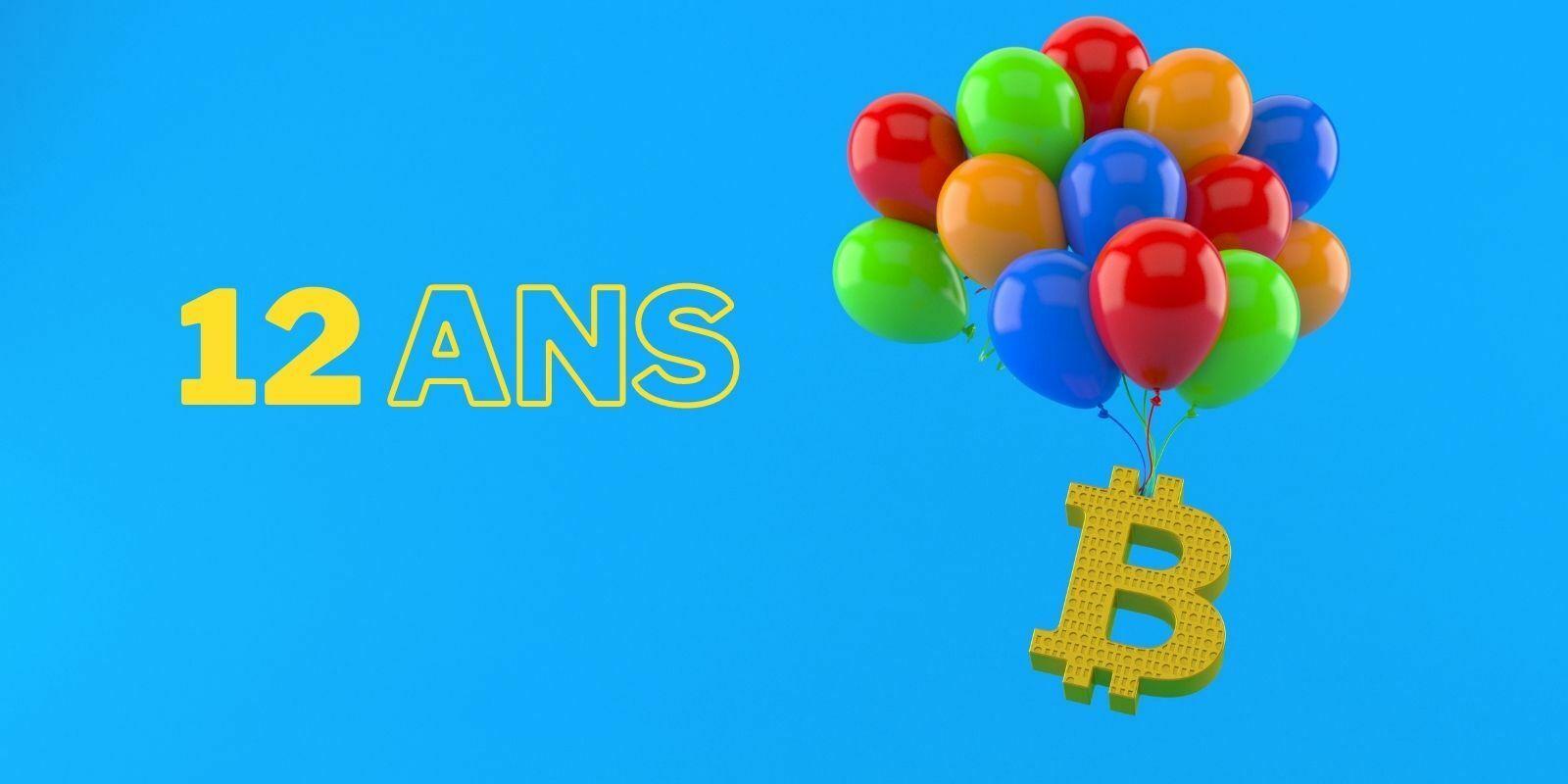 Le bloc de genèse de Bitcoin (BTC) fête ses 12 ans