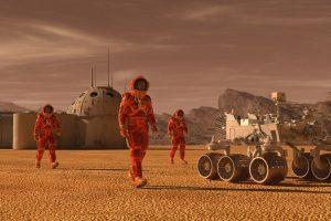 Elon Musk affirme que l'économie sur Mars reposera sur une cryptomonnaie