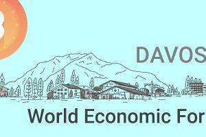 Les cryptomonnaies s'invitent au Forum économique mondial de Davos