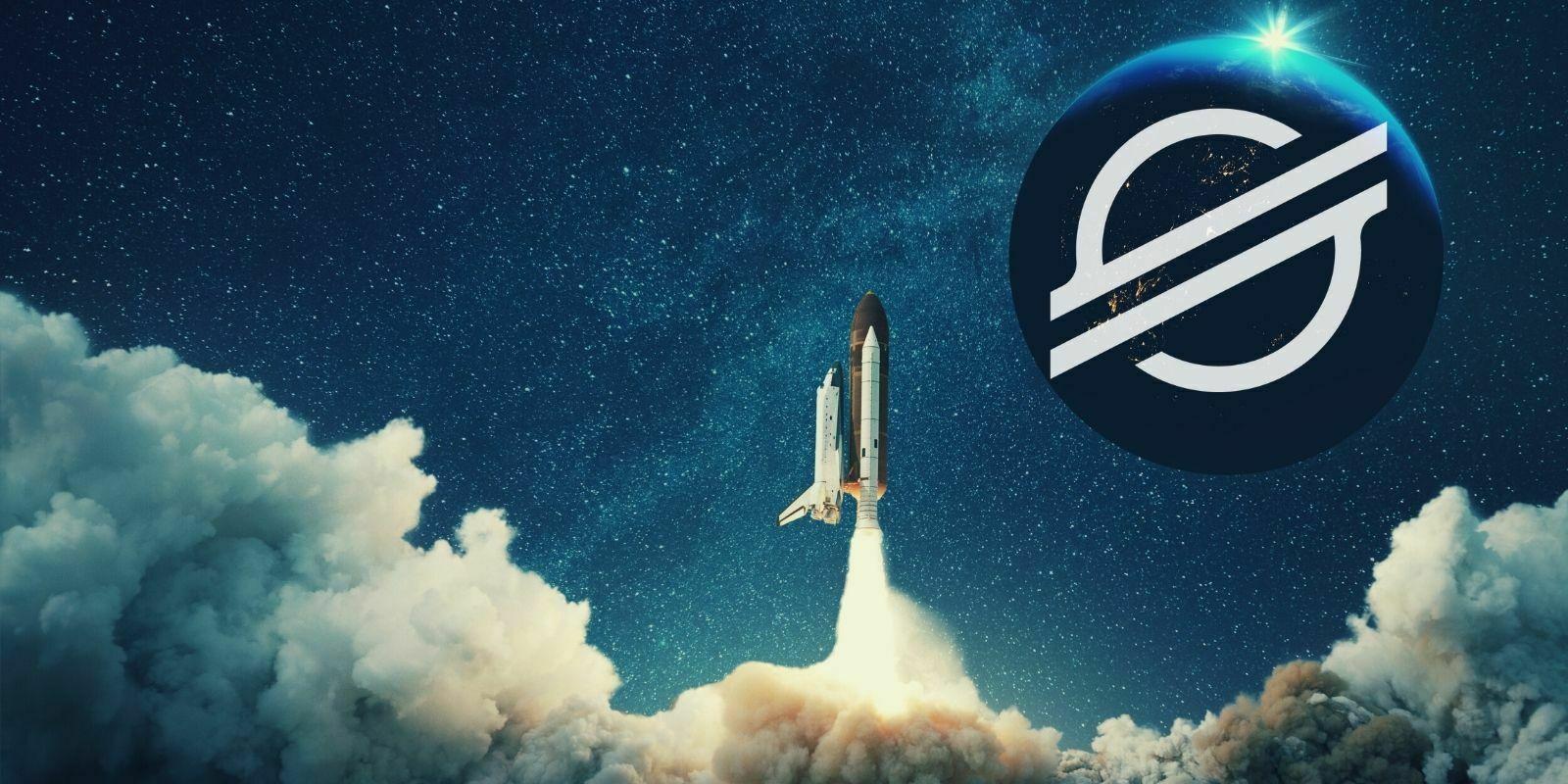 La fusée Stellar (XLM) décolle et grimpe de +130 % en 24 heures