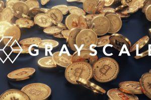 Grayscale achète 600 millions de dollars de bitcoins en une seule journée