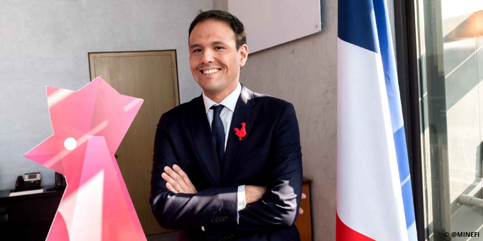 Interview with Cédric O, Secretary of State for the French Digital Transition