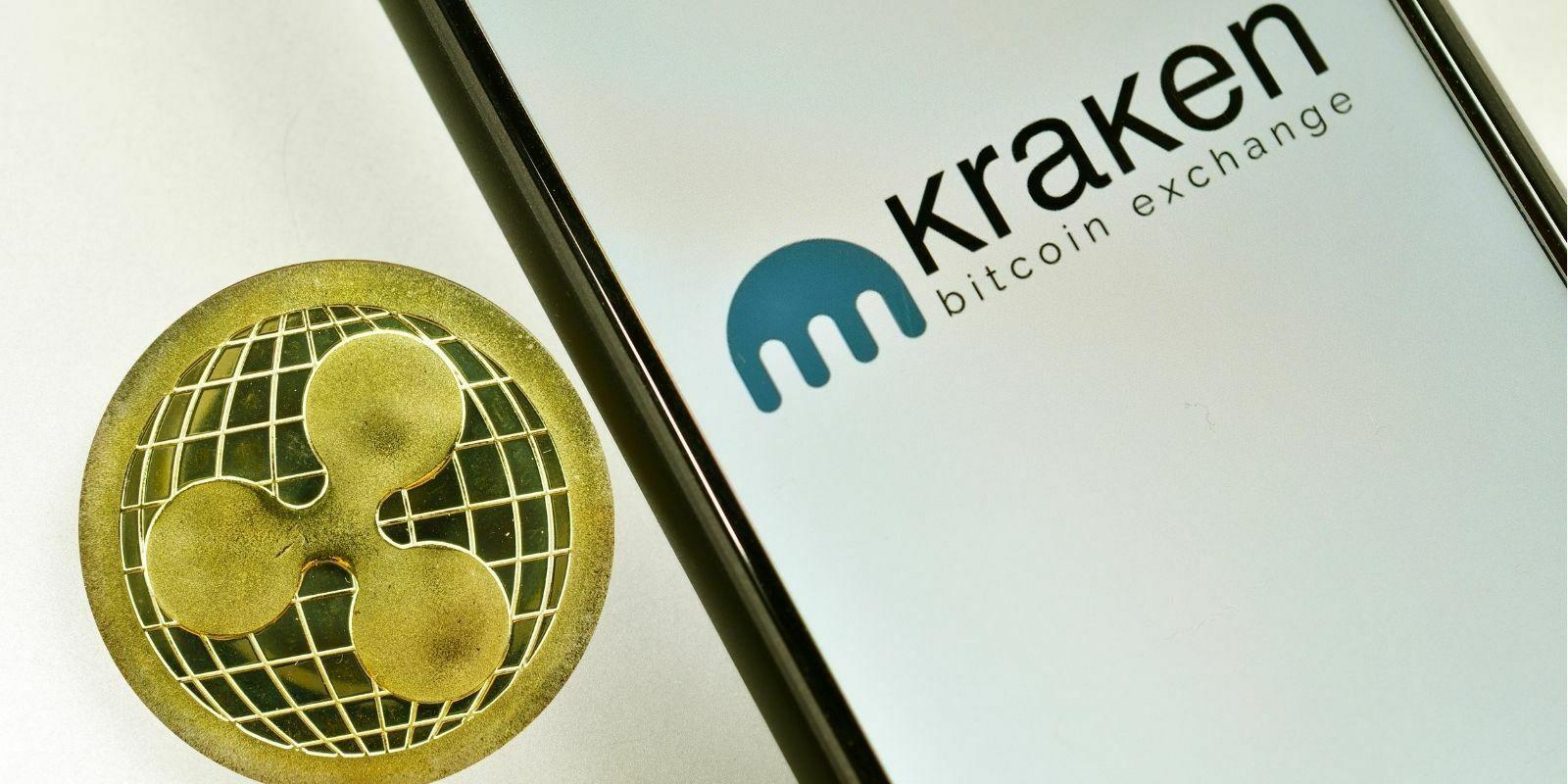 Kraken va suspendre le trading de XRP pour ses clients américains