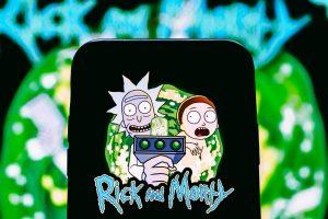 Une œuvre numérique de Rick et Morty se vend 290 000 dollars