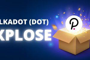Polkadot: nouveau record absolu pour le DOT, dont la capitalisation dépasse maintenant celle du XRP