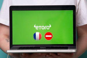 eToro applique plusieurs restrictions sur ses services sur cryptomonnaies offerts en France