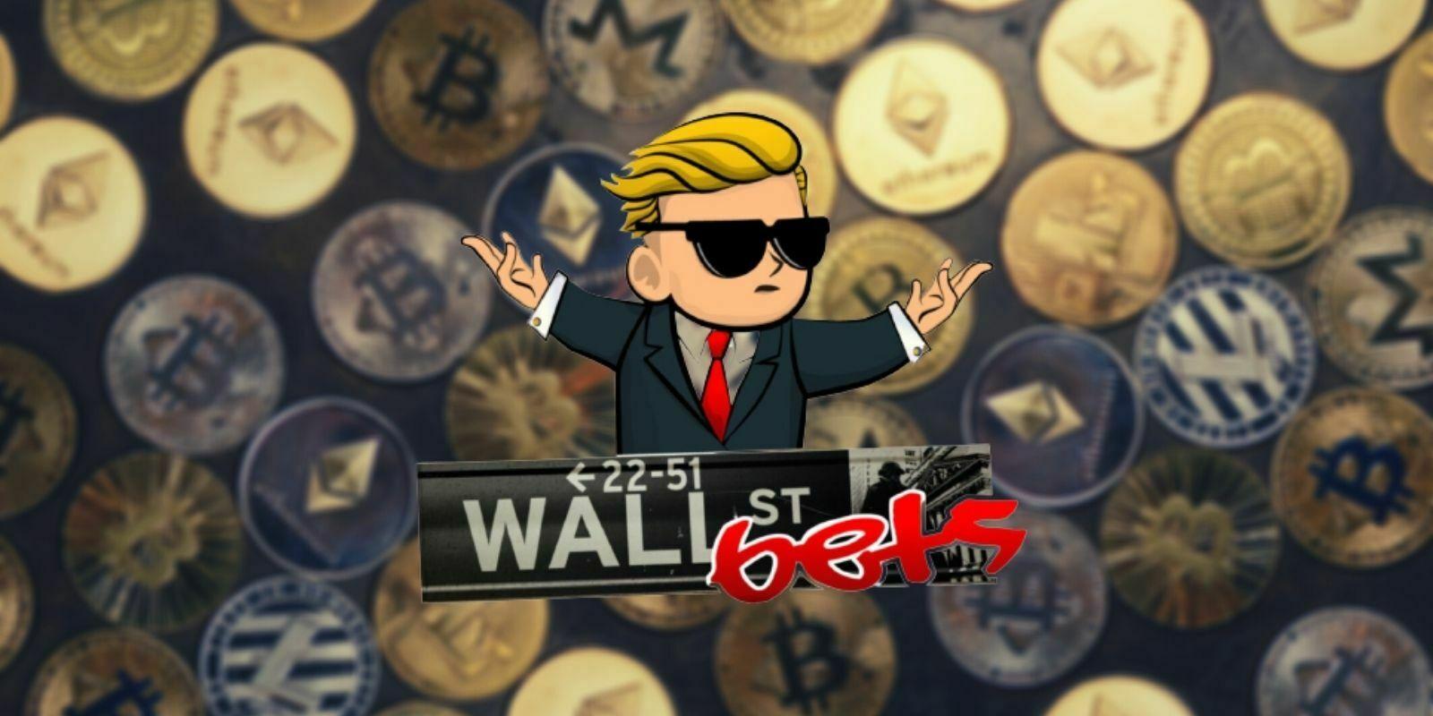 Le « WallStreetBets Coin » devient n°1 sur CoinMarketCap, ou presque…