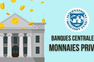 FMI : les banques centrales doivent coexister avec les monnaies privées