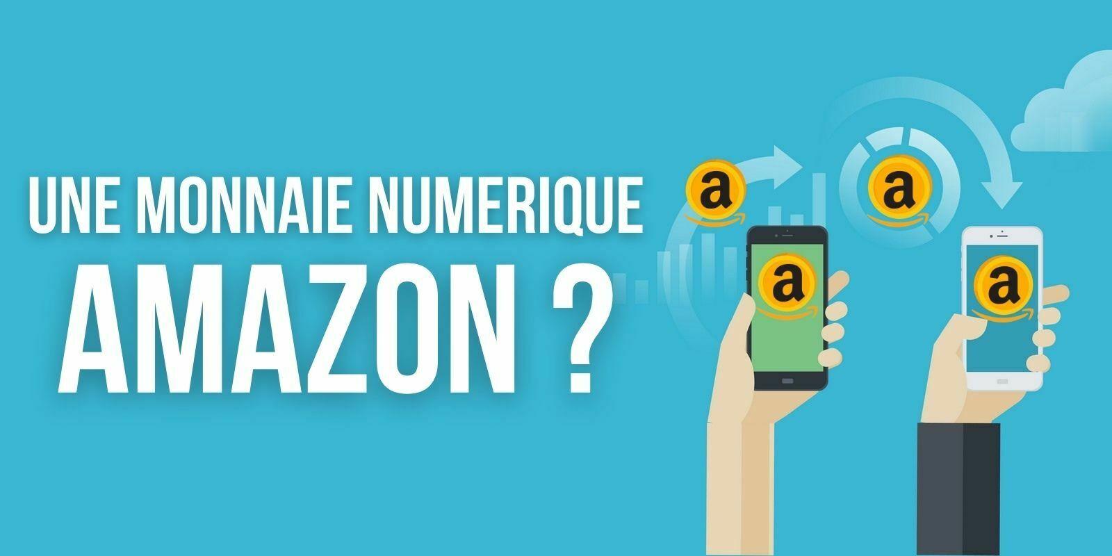 Amazon se prépare à lancer un projet de monnaie numérique