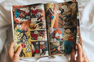 Des artistes de Marvel vendent leurs illustrations sous forme de NFTs