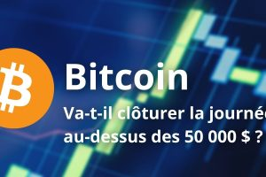 Bitcoin (BTC) - Le rôle clé des « chiffres ronds » comme les 50 000 $
