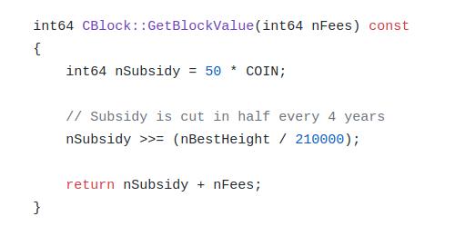 Code politique monétaire bitcoin version 0.1 janvier 2009