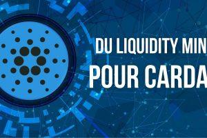 Cardano: du liquidity mining sur Binance Smart Chain et un cours de l'ADA qui progresse