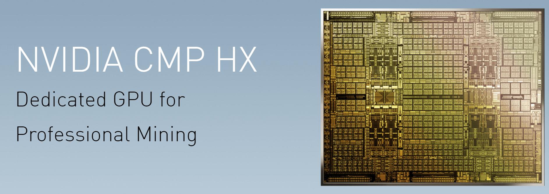 Réprésentation d'une puce CMP HX