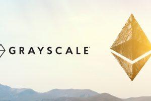 Grayscale se tourne vers l'Ether (ETH) et en achète pour 110 millions de dollars