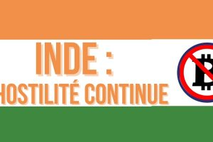 Inde : les banques de plus en plus hostiles aux investisseurs en cryptomonnaies